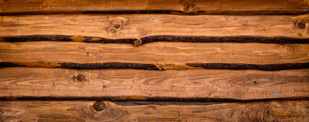 Rustic brown wood texture background