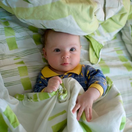 composure: Little Baby in the bed