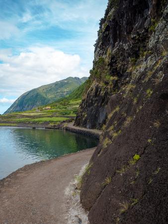 walking trail: Sentiero su S�o Jorge