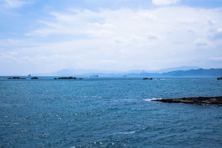 Yehliu Geopark is famous for its sea-erosion landscape and unique rock formations, it is one of the most popular tourist attractions in northern Taiwan.