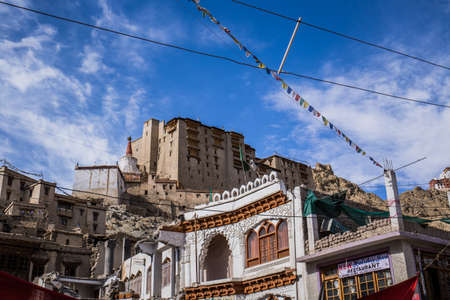Leh Palace is a former royal palace of the Leh Kingdom. Located in Leh city. It is one of the biggest tourist attraction of Leh city.