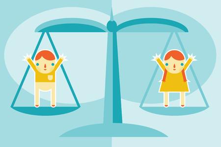 derechos humanos: Un concepto de la igualdad de g�nero y derechos de las mujeres