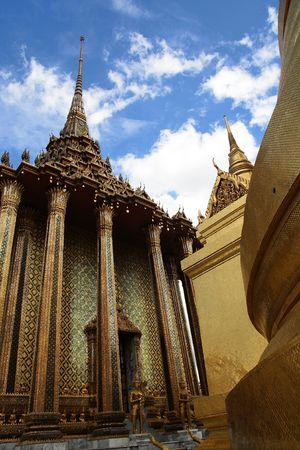 Wat Pra kaeo Temple, Thailand