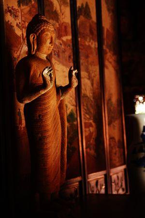 The Ancient Budha from Ancient city, Samutprakarn, Thailand