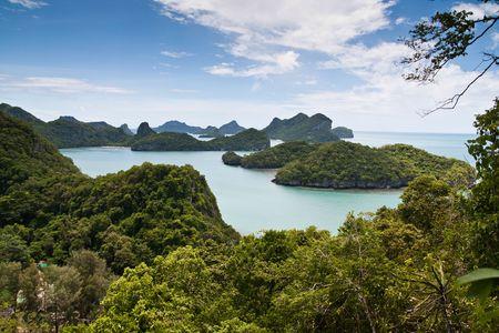 Ang-Thong Paradise Island, Thailand