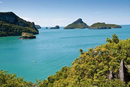 Ang-Thong The Beautiful Island, Thailand Stock Photo - 6797187