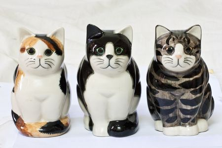 The Cute cats model family