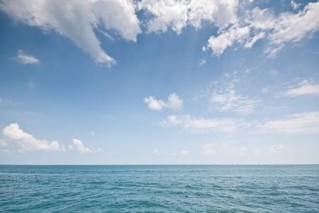 Sea Cloud Sky