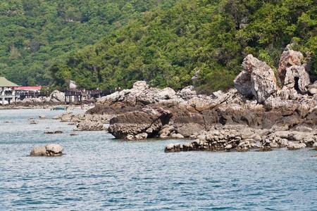 stone coast koh-lan, pattaya thailand