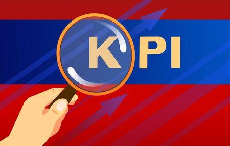 KPI concept illustration