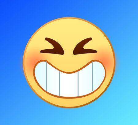 Smirk icon