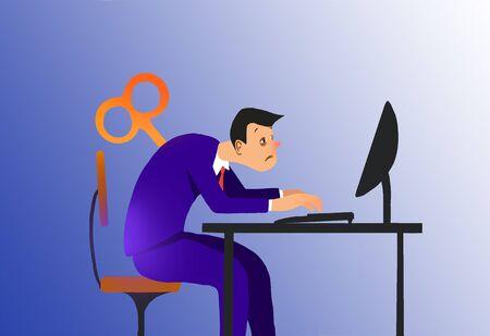 Programmer concept