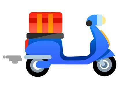 Motorcycle icon Vectores