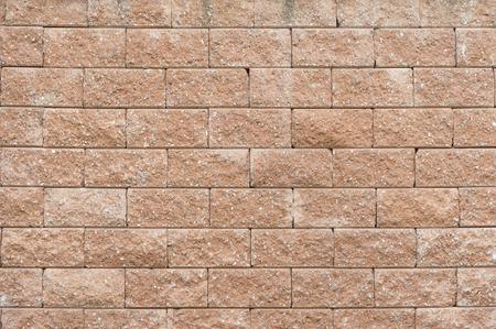 laterite: Laterite stone wall background