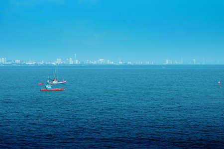 seaview: thailand seaview at Koh Larn