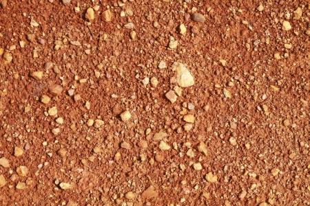 gravel: gravel soil