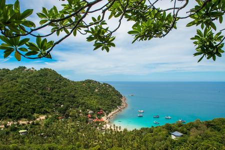 koh tao: Beautiful Koh Tao, Thailand Stock Photo