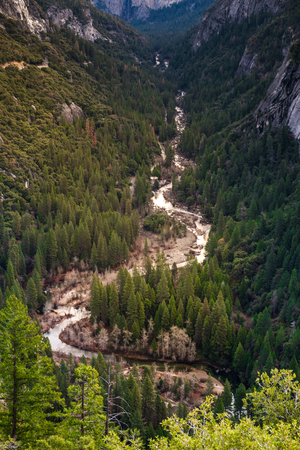 merced: Yosemite Valley with Merced River