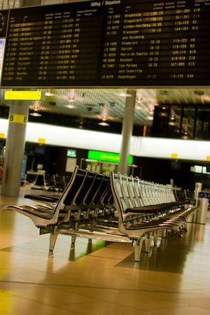 空港。 報道画像