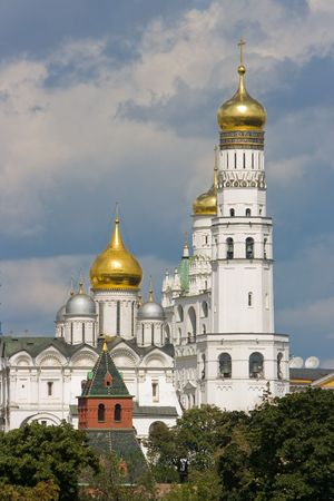 Church In Moscow Kremlin. 写真素材