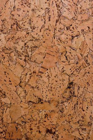 Texture of cork-board.