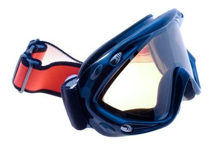 Ski and snowboard mask.