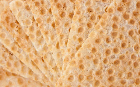 crisps: Bread crisps background