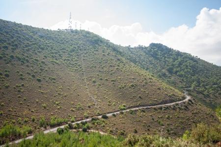eminence: Pentadactylos  Western half of Kyrenia Mountains , Cyprus