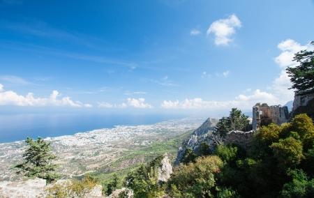 hilarion: Ancient Saint Hilarion Castle, Cyprus