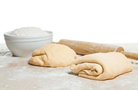 amasando: Amasar pasta