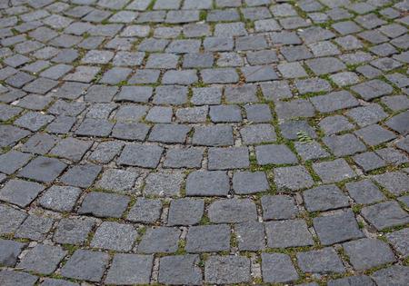 paving: Stone paving background - closeup shot