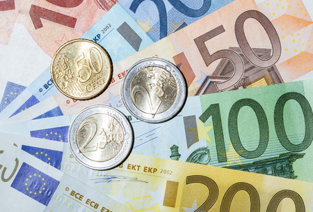 augmentation: Capital augmentation: euro banknotes and coins