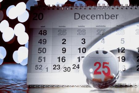 Christmas time still life