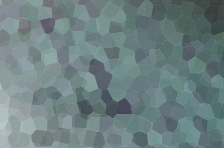 clay stone road in jungle: abstract mosaic