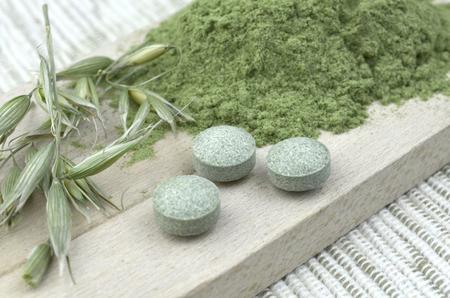 groene gerst bio organisch