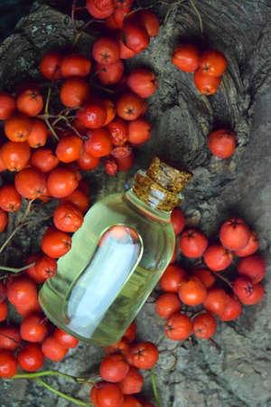 Rowan natural oil bio organic