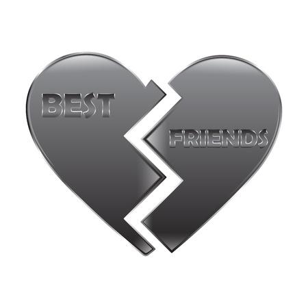 Best Friend Heart
