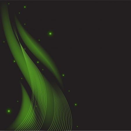 Neon Glows Waves