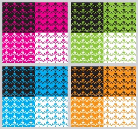 Flourish Tiles