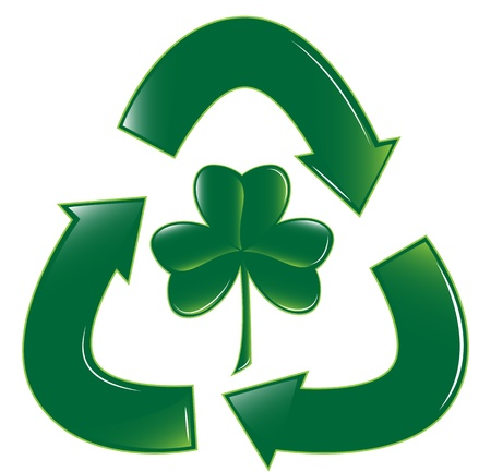 Recycle Clover