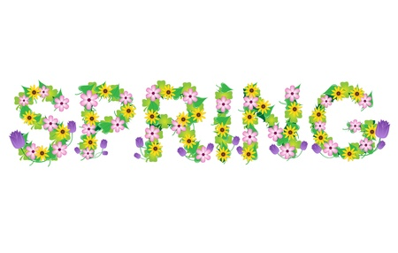 Spring Çizim