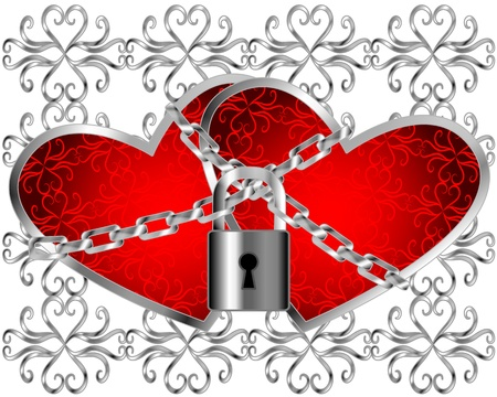 locked: Locked Hearts