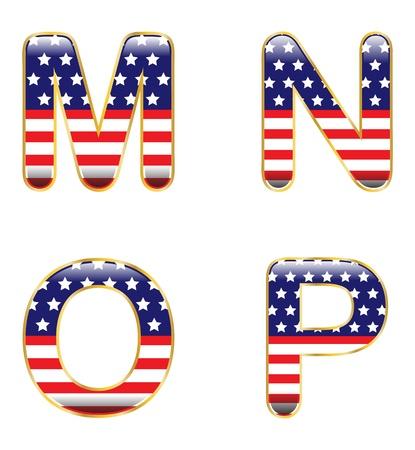 Patriotic MNOP
