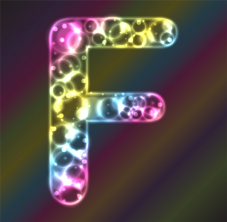 F Plasma Illustration