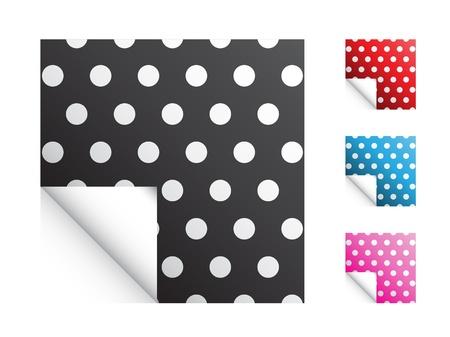 Polka Dot Stickers
