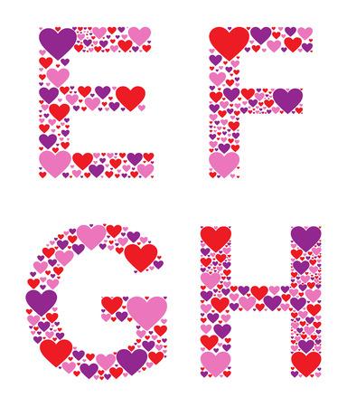 hearty: Hearty EFGH