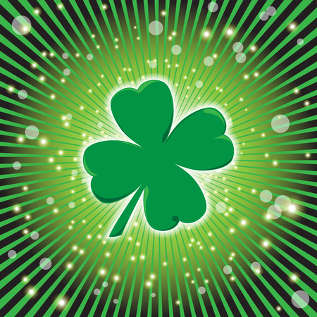Glowing Clover