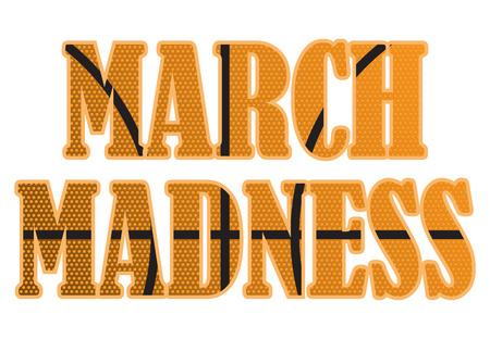 3 月の狂気