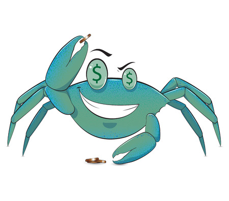 penny: Penny Crab