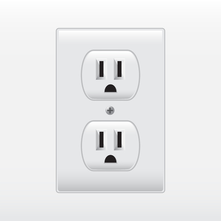 Detailed Outlet Illustration